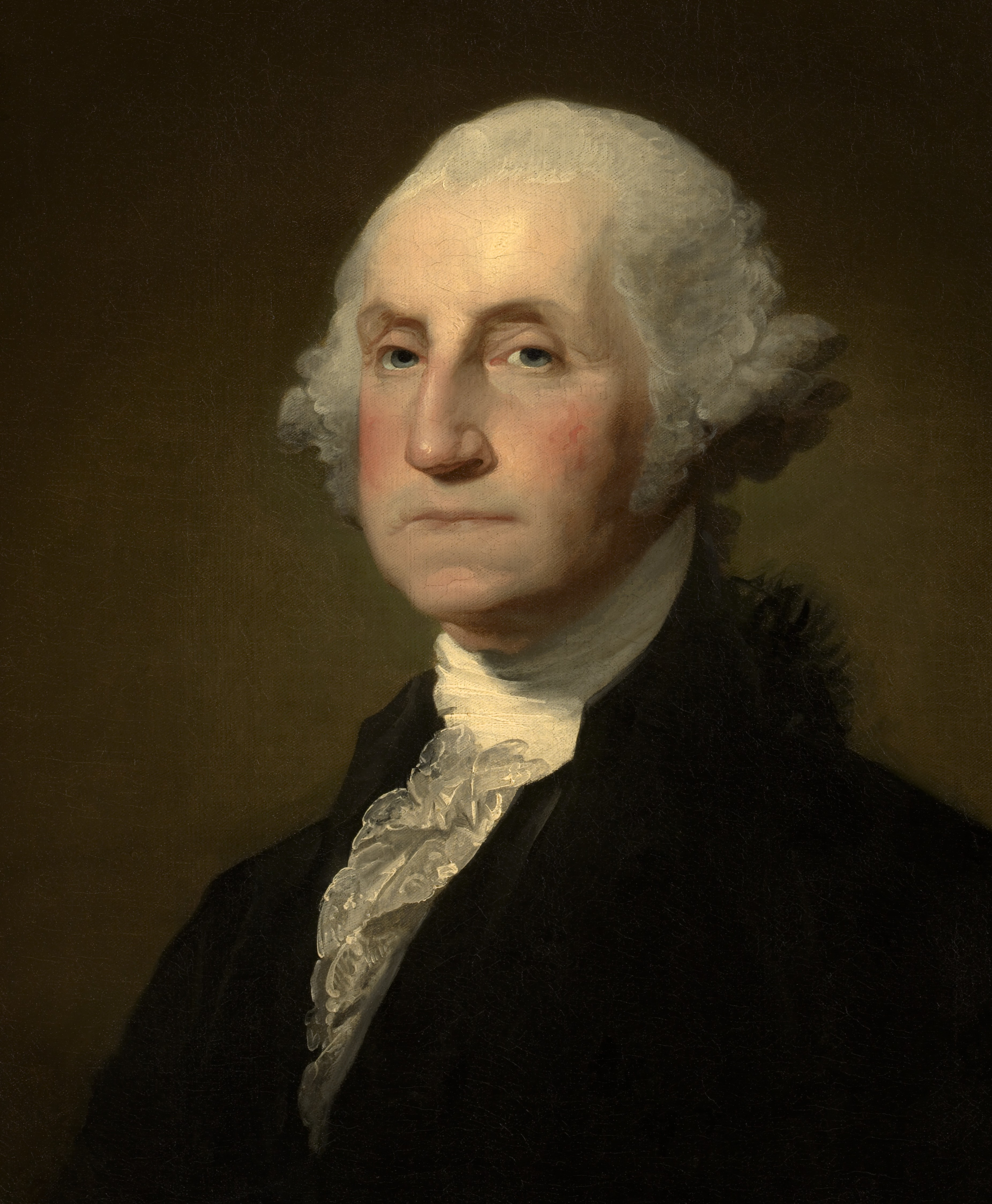 Who was the first president of America?